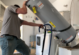 move water heater